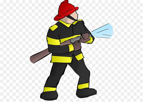 Animated Pictures Of Fireman