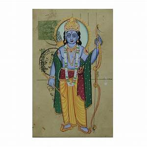 Elegant painting excellent elegant painting bedroom ideas for Best brand of paint for kitchen cabinets with radha krishna wall art
