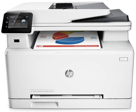 cari informasi printer laser warna hp pro mfp m274n klik