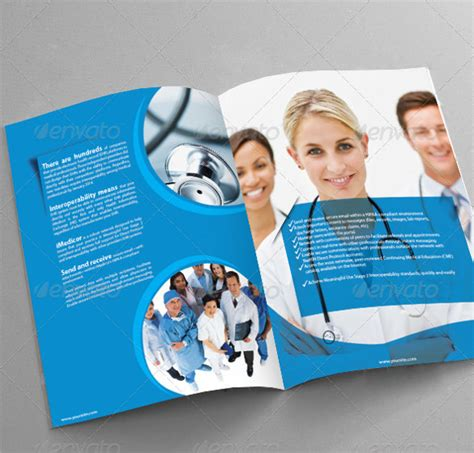 healthcare brochure templates free download medical brochure templates 41 free psd ai vector eps