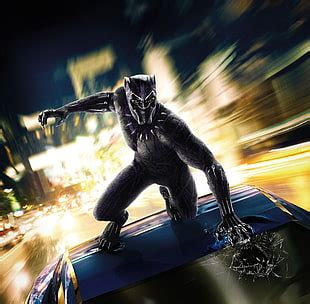 Marvel Black Panther, Black Panther, Artwork, 5k Hd