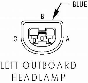 high low beam switch old high beam switch wiring diagram With dodge neon srt 4 instrument cluster wire harness connector and pinout
