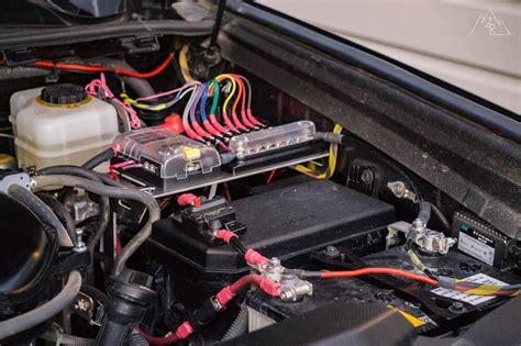 Switch Pro Power Tray Install Gen Runner
