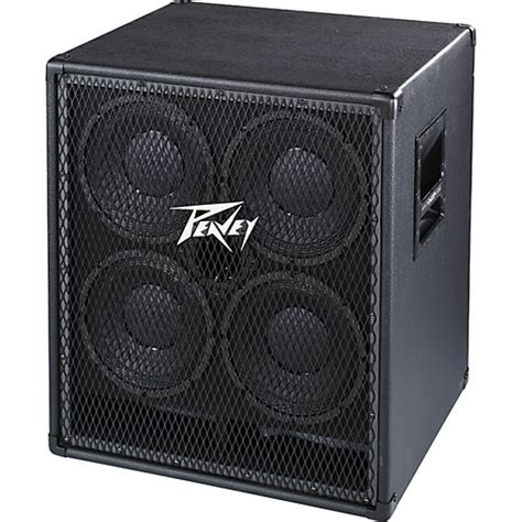 peavey 410 bass cabinet peavey tvx 410 ex 4x10 bass speaker cabinet musician 39 s