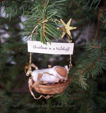 Walnut Shell Christmas Crafts