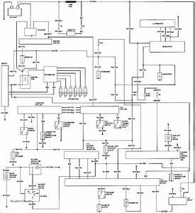 1986 Toyota Pickup Ignition Wiring Diagram