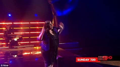 The Voice's Aimee Hannan Turned To Music After Shock