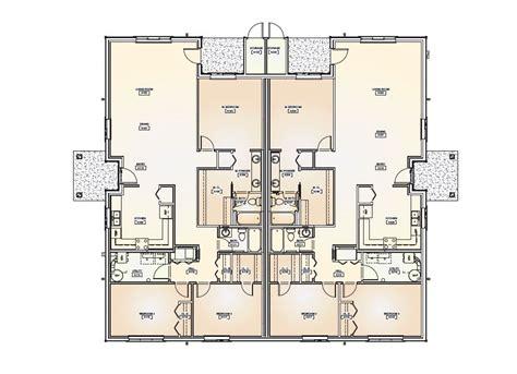 Duplex Floor Plans House Plan Shop-building Plans Online