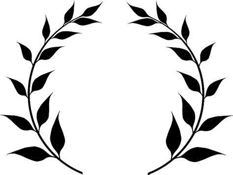Olive Branch Laurel · Free Vector Graphic On Pixabay