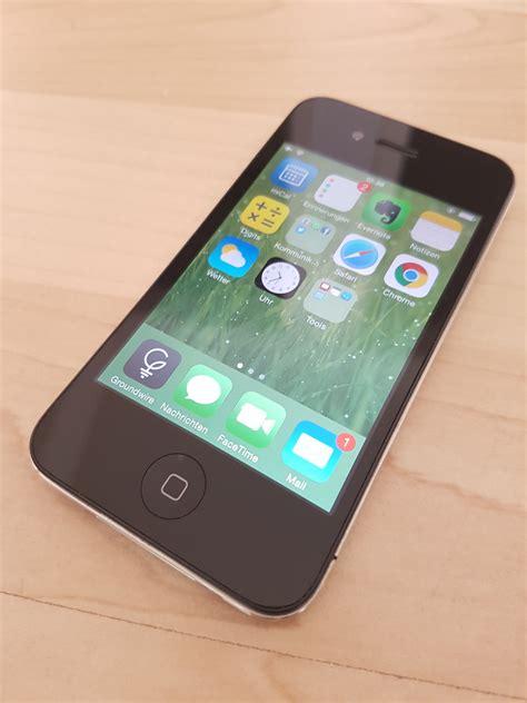 iphone 4 gebraucht iphone 4 32gb defekt kein netz zu kaufen bei fairmondo