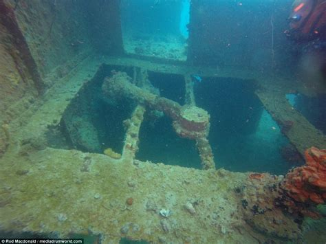 Photos Show The Wrecks Of Us And Japanese Fighter Planes
