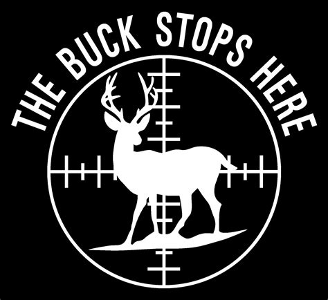 A collection of svg logos for developers/devops/geeks. Deer Hunting Logos | Home :: Hunting :: The Buck Stops ...