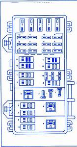 Mazda B2500 1998 Fuse Box  Block Circuit Breaker Diagram