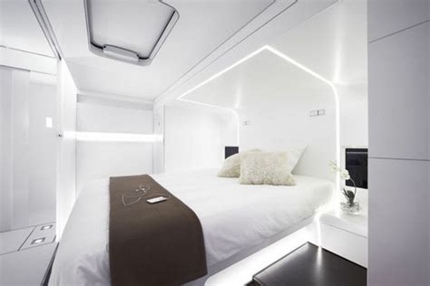 futuristic white bedroom pictures   images