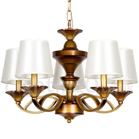 candle style chandelier 5 light retro living room dining room bedroom candle style