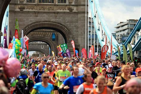 london marathon  post marathon recovery tips