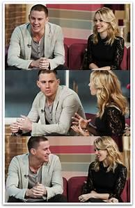 Channing Tatum and Rachel McAdams on 'The Vow ...