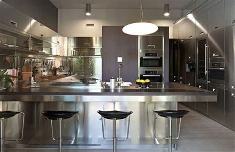 Ikea Küchen Vorschläge by Edelstahl K 252 Che 58 Elegante Beispiele