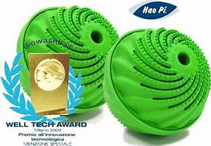 Boules De Lavage Pour Machine à Laver : biowashball lot de 2 boules de lavage originales ~ Premium-room.com Idées de Décoration