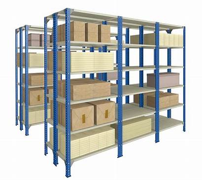 Angle Shelving Slotted Picking Mecalux System