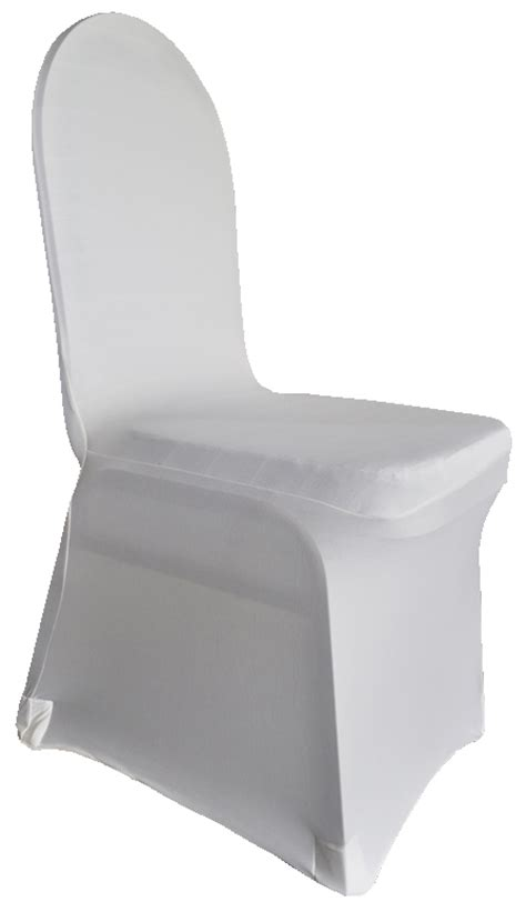 spandex ivory chair cover tesoro event rentals
