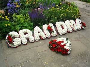 1000 images about funeral floral letters on pinterest With letter wreaths for funerals