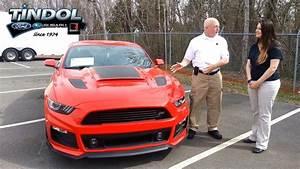 2015 ROUSH Stage 2 Mustang Dealer North Carolina - YouTube