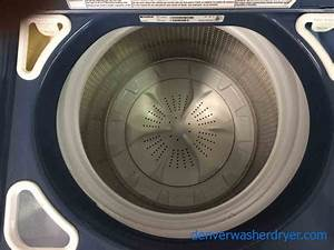 Large Images For Kenmore Elite Oasis Washer  Dryer Set
