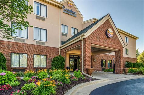 Fort Inn And Suites University South Ann Arbor Hotel