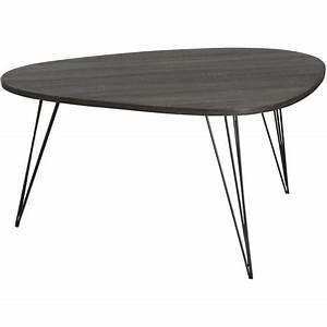 Table Basse Auchan : table basse pieds m tal judy pas cher prix auchan ~ Teatrodelosmanantiales.com Idées de Décoration