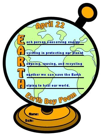 earth day poems unique earth acrostic poems written