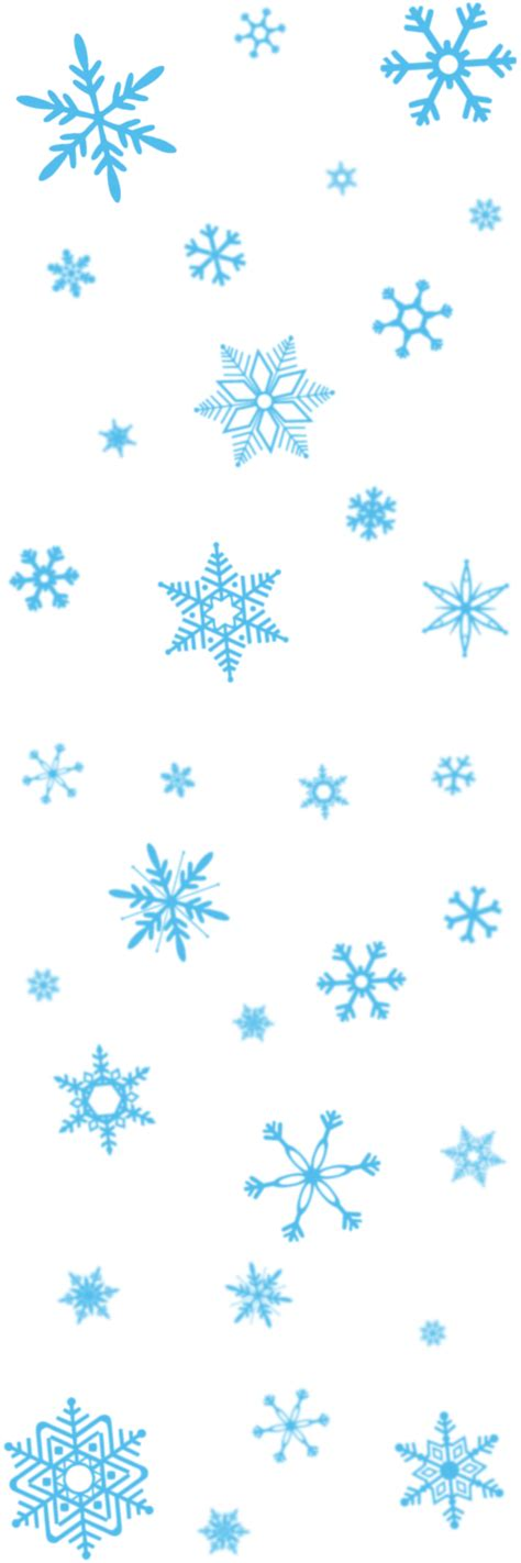 Snowflake Background Png by Snowflakes Png Images Transparent Free Pngmart