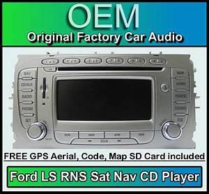Code Autoradio Ford : ford focus sat nav car stereo ford ls rns cd player radio ~ Mglfilm.com Idées de Décoration