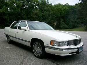 Find Used 1995 Cadillac Sedan Deville - Estate Car