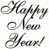 Christian Happy New Year Clipart | 500 x 500 png 101kB