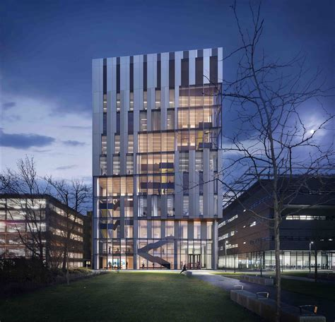 henry royce institute university  manchester  architect