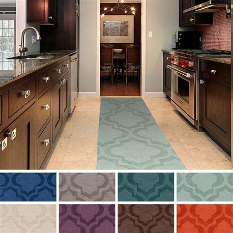 kitchen floor runners rug runner for kitchen the best rugs