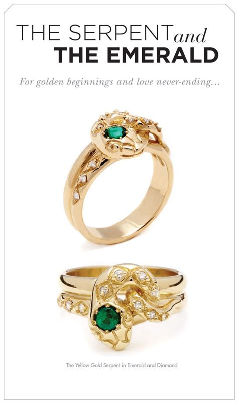 jeweled life victorian serpent ring queen was given a snake ring upon engagement