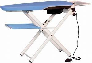 Table A Repasser Aspirante : table repasser chauffante et aspirante plia avec support ~ Premium-room.com Idées de Décoration