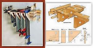 Build Clamp Rack • WoodArchivist