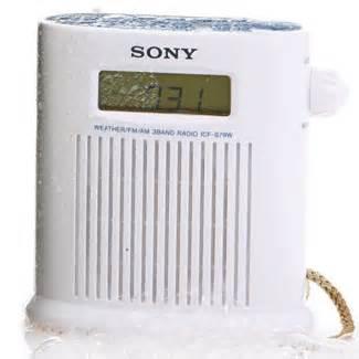 Waterproof Bathroom Radio by Best Shower Radios Waterproof Radios