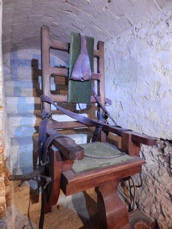 Sedia Eletrica Sedia Elettrica Foto Di Museo Storico Della Tortura San
