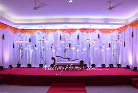 Types Of Wedding Stage Decoration And Its Growing