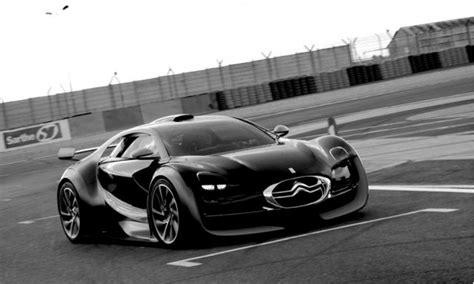 Citroen Survolt Electric Sports Car Concept Takes To Le Mans