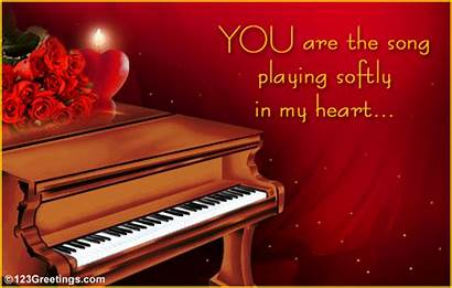 Song Playing Softly Songs Cards Card Ecards