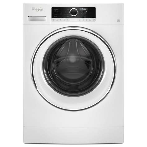 Whirlpool 23 Cu Ft Highefficiency Compact Front Load