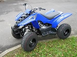 Quad 125 Yamaha : quad yamaha 125cc occasion ~ Nature-et-papiers.com Idées de Décoration