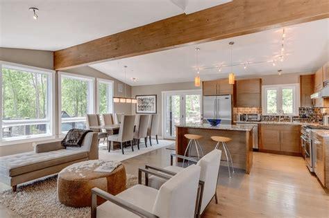 arranging living room  open floor plans midcityeast