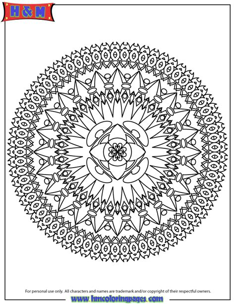 mandala designer free coloring pages of mandala