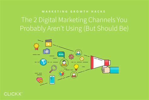 Digital Marketing Channels by The Two Digital Marketing Channels You Probably Aren T